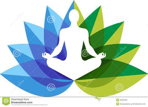 yoga zen clip art free yoga zen logo stock photos image 33467823