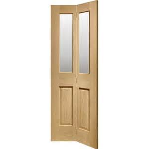 Bi Fold Doors Interior Interior Bifold Doors Malton Oak Bi Fold Door With Clear Safety Glass