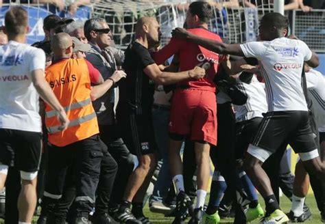 Calendrier Ligue 1 Lyon Bastia Incidents 224 Furiani Avant Bastia Ol Goal
