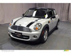 Mini Cooper White 2013 White Silver Metallic Mini Cooper Hardtop 71819262