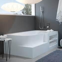 badewanne corian badewanne aus corian badewannen rechteckig talsee
