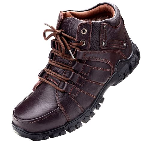 stylish snow boots for 2016 winter boots new stylish s outdoor shoes lace up