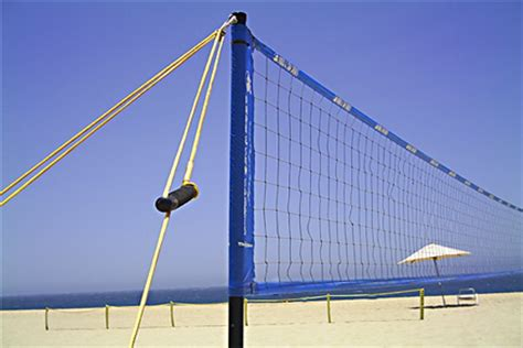 backyard volleyball net system outdoor volleyball net system accessories park sun sports 174