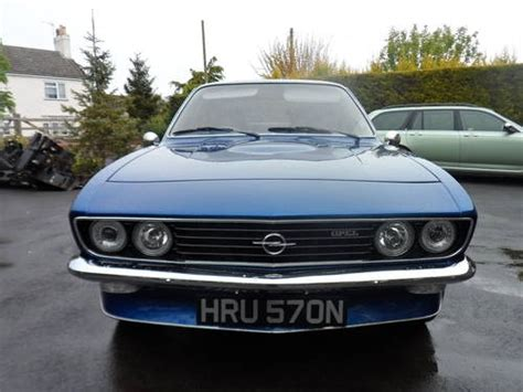 1975 opel manta for sale for sale opel manta 1975 v8 classic cars hq