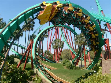 theme park with most roller coasters scared tickless the lyme roller coaster