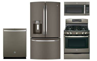 ge kitchen appliances packages ge slate kitchen appliance package abt com