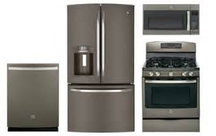 ge slate kitchen appliance package abt