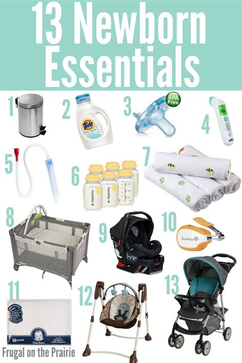 10 must have items for an at home workout glitter guide 13 newborn essentials baby must have items allison