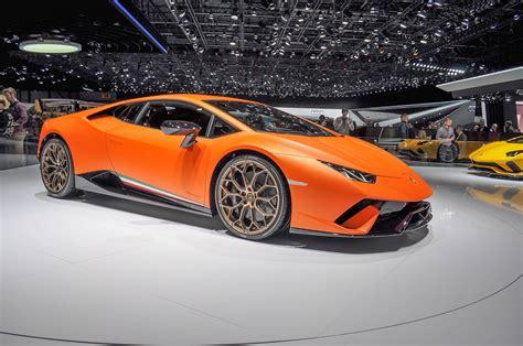 Is Faster Than Lamborghini Lamborghini Hints At Faster Hurac 225 N