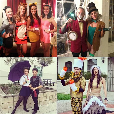 Easy Diy Disney Halloween Costumes For Adults
