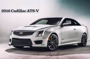 Ats V Cadillac Can The Cadillac Ats V Compete With Bmw M3