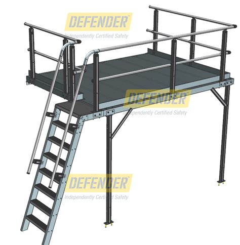 Home Design For Dummies Platforms Height Safety External Roof Platforms Work