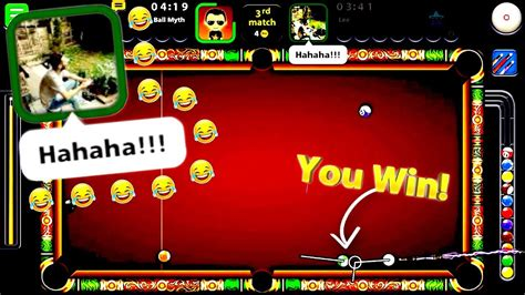 Shock 3228me He he laughed at me what i did next will shock you miniclip 8 pool trickshots