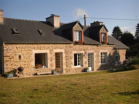 Maison De Taille by Maison Bretonne Typique En De Taille Pr 232 S De La