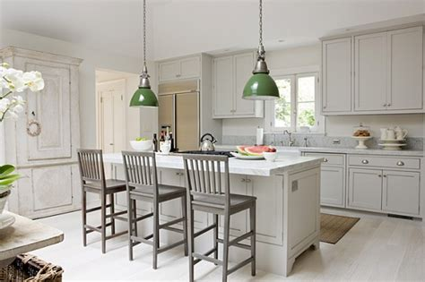grey and white kitchen old gray painted cabinets light 10 ways to breathe life into old cabinetry freshome com