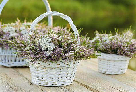 cestas decoracion cestas flores decoraci 211 n decoraci 243 n de boda