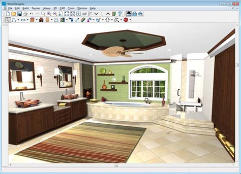 How To Interior Design My Home | how to use free interior design software home conceptor