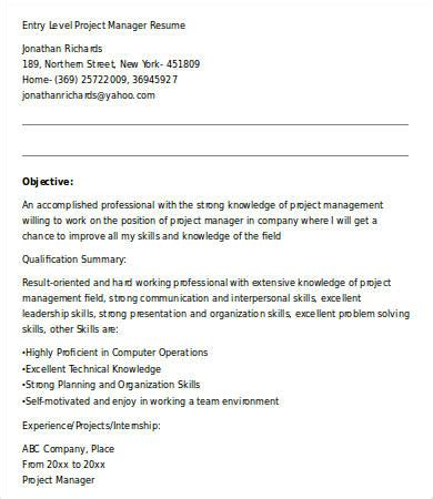 entry level resume template 9 free word pdf documents free premium templates