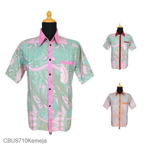 Kemeja Clarrisa Motif Bunga Salur baju batik sarimbit kemeja motif bunga salur kemeja