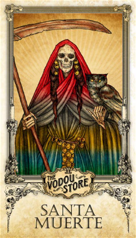 sta muerte colors the vodou store