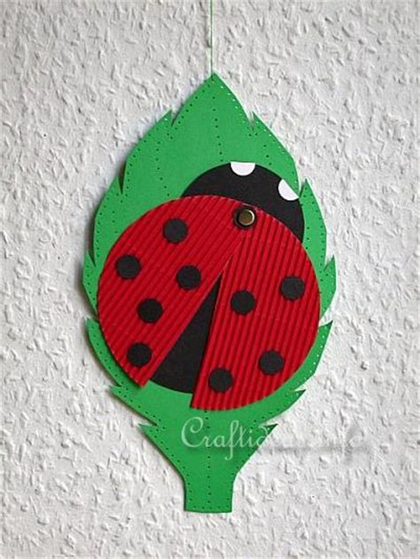 Paper L Ideas - free and easter paper crafts for paper bug