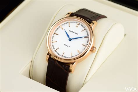 corniche watches review corniche heritage 36 review photoshoot reviews