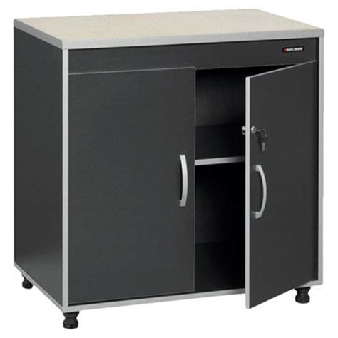 2 door base cabinet black decker black decker