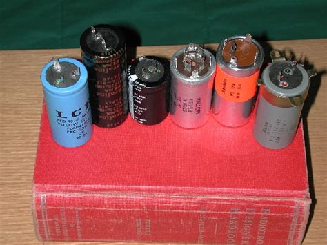 lcr capacitor rap on replacing electrolytic capacitors