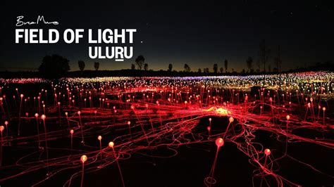 a at field of light field of light uluru at ayers rock resort