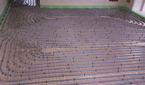 riscaldamento pavimento costi tutti i vantaggi riscaldamento a pavimento pi 249