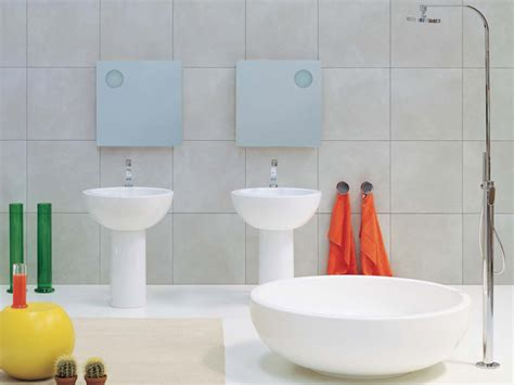 vasca da bagno tonda vasca da bagno centro stanza in pietraluce 174 con doccia