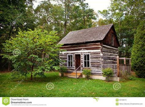 Log Cabin Kits Ontario Canada by Historical Rustic Pioneer Log Cabin House Ontario Canada Stock Photo Image 60128273