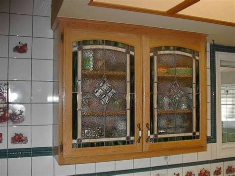 Glass Styles For Cabinet Doors 17 Best Images About Glass For Kitchen Cabinet Doors On Pinterest Rta Kitchen Cabinets