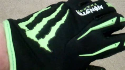 energy motocross gloves ricky dietrich replica o neal energy gloves