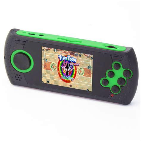 sega gaming console handheld gaming console with1000 genesis mega drive sega