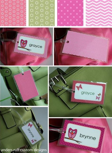 Avery Luggage Tag Template by 17 Best Ideas About Tag Templates On Gift Tag