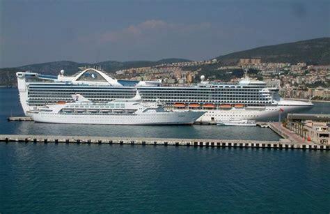 kusadasi port map cruise ship port of kusadasi picture of visit to ephesus