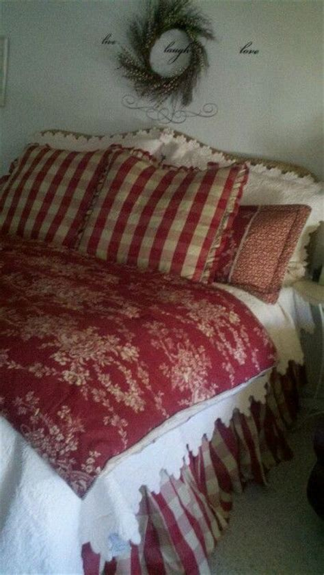 french country comforter french country bedding my home designs pinterest bed