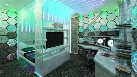 impressive technological innovations  bedroom design