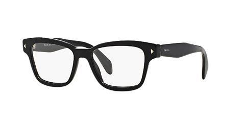 pr 10sv shop prada square eyeglasses at lenscrafters