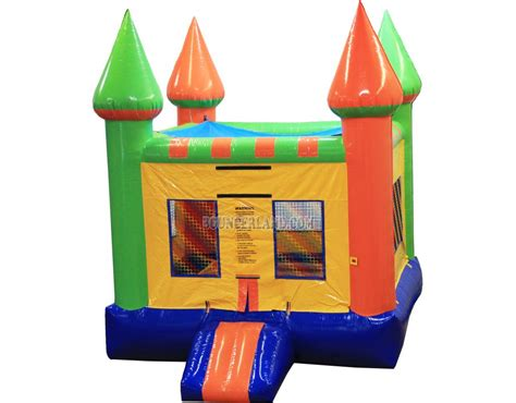 commercial bounce house bouncerland inflatable commercial bounce house 1081