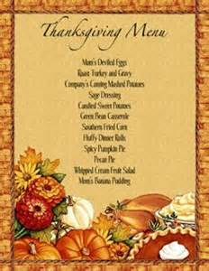 Thanksgiving Menu Template Free by 1000 Images About Thanksgiving On Menu
