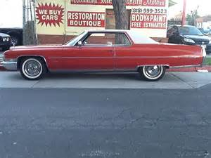 1971 Cadillac Sedan For Sale 1971 Cadillac Coupe For Sale Woodland
