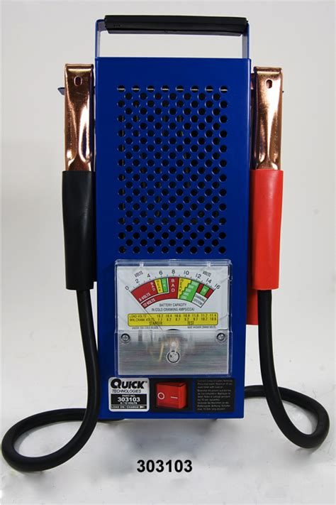 Baterai Tester Analog cable analog battery load tester