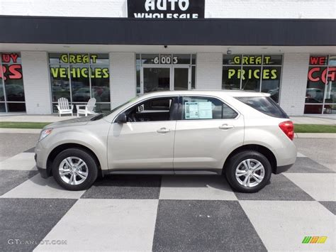 silver ls with white shades 2014 chagne silver metallic chevrolet equinox ls