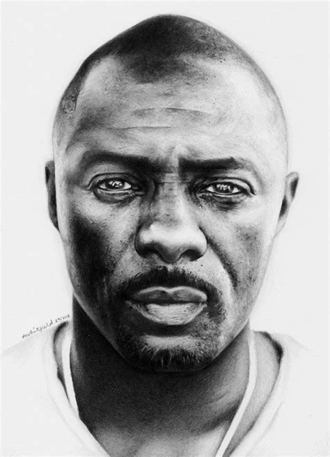 idris elba by phoenix132 on deviantart
