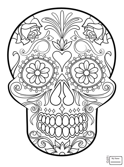 day of the dead owl coloring pages coloring pages arts culture sugar skulls day of the dead
