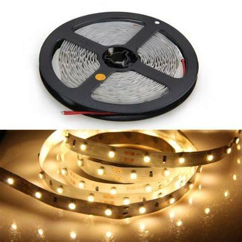 led lights strips ebay led light 300 led warm white 3100k led ribbon 12 volt 24 watt ed ebay