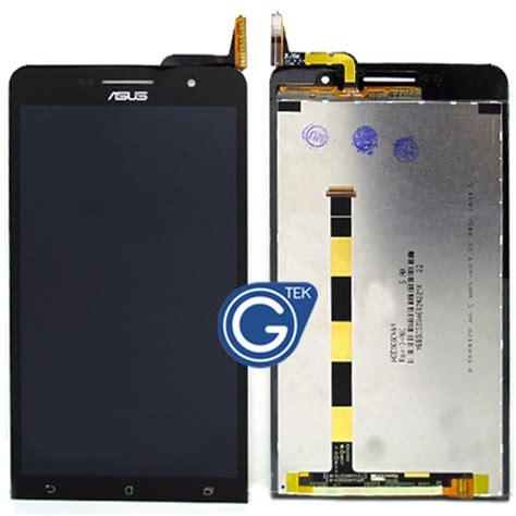 Lcd Asus Zenfone 6 asus zenfone 6 6 inch complete lcd with digitizer in black zenfone 6 zenfone asus