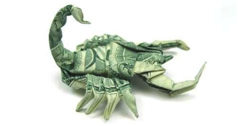 One Dollar Origami - wallpapers creative one dollar bills origami and a